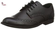 Start Rite Burford Large, Bottes fille, Noir (Black), 39 2/3 EU - Chaussures start rite (*Partner-Link)