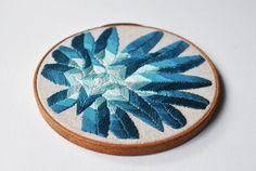 geometric embroidery - Google Search