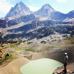 Check out Hurricane Pass. #tetoncresttrail #REI1440project