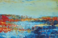 Shoreline Glimmer II Giclee Print by Georges Generali at Art.com