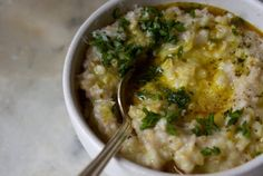 Farro & Millet Risotto — Recipe from 101 Cookbooks