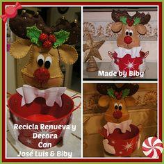 Resultado de imagen para dulceros para navidad 4a8ff0c709f
