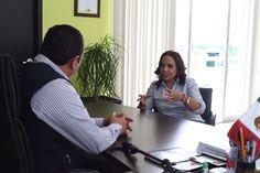 La diputada del PAN se reunió con el director general del ICATMI, Juan Carlos Barragán, para impulsar proyectos de formación profesional que les permitan autoemplearse a los morelianos – Morelia, ...