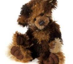 Charlie Bear - Ragamuffin