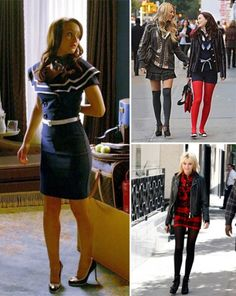 Gossip Girl is every modern girls style inspiration, with fabulously glamorous garments showcased in a number of different ways, ranging from High Street bohemian to preppy chic.
