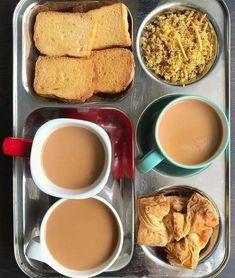 Indian Food Recipes, Vegetarian Recipes, Cooking Recipes, Indian Milk, Bengali Food, Masala Chai, Indian Street Food, Tasty, Yummy Food