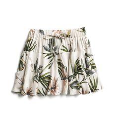 Stitch Fix Spring Stylist Picks: Floral tie waist mini skirt