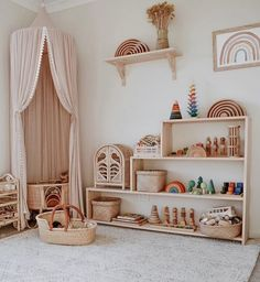 playroom ideas for girls and boys / playroom ideas . playroom ideas for toddlers . playroom ideas for girls and boys . playroom ideas on a budget . playroom ideas for boys . playroom ideas for toddlers boys . Playroom Design, Playroom Decor, Baby Room Decor, Diy Bedroom Decor, Playroom Ideas, Baby Playroom, Waldorf Playroom, Colorful Playroom, Kid Decor