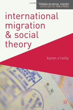 International Migration and Social Theory by Karen O'Reilly (2012)