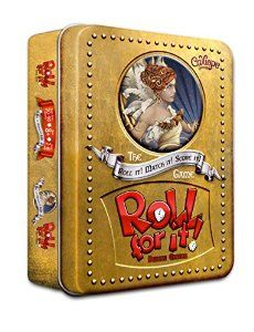 Roll for It Deluxe Edition Board Game: Toys & Games - You got the 6. You got the 8. You got it all going on.