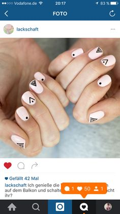 Stylish Nails, Trendy Nails, Cute Acrylic Nails, Cute Nails, Minimalist Nails, Dream Nails, Square Nails, Perfect Nails, Simple Nails