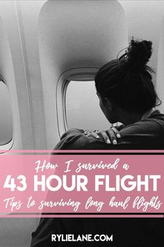 I once had a flight you would only dream about in your worst night mare, 42 hours in transit. How I survived a 42 hour flight and tip to surviving a long haul flight!