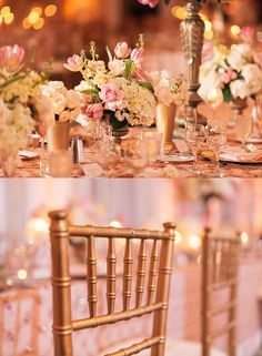 Glamorous Ballroom Wedding from K