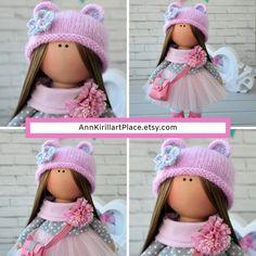 Nursery Decor Doll, Decoration Art Doll, Baby Room Doll, Unique Soft D – Decor Dolls
