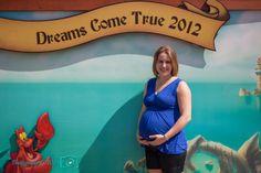 Disney Maternity Photos - The Photographer's Wife