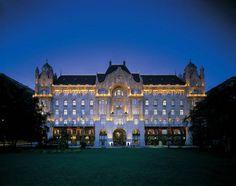 #FourSeasons #Hotel Gresham Palace #Budapest
