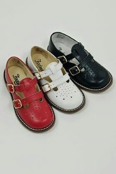 Buster Brown shoes - The only shoes that came in a size small enough for my feet when I was a little girl.