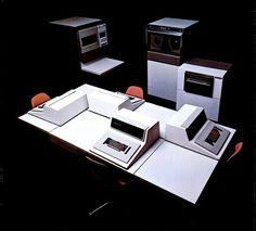 Mohawk Data Sciences Corporation data entry system, circa 1971, by Captain Geoffrey Spaulding, via Flickr