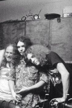 Allen with Gary & Ronnie