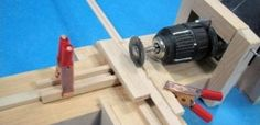 Homemade Mini Circular Saw and Lathe