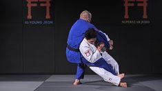 SUPERSTAR JUDO | Korean Judo - Sode Tsurikomi Goshi into Kouchi Makikomi