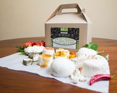 Deluxe DIY Cheese Kit Make Mozzarella Ricotta by UrbanCheesecraft