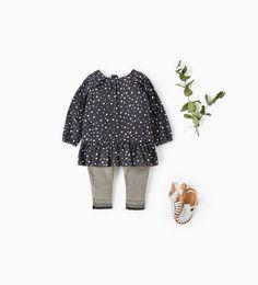 SHOP BY LOOK-BABY FLICKA | 3 månader - 4 år-BARN | ZARA Sverige