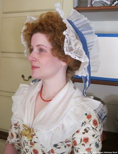 Two Nerdy History Girls: 18th c. Caps & Hats from the Milliner's Shop, Colonial Williamsburg