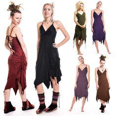 BOHO PIXIE DRESS, Goa psy trance clothing psytrance faery goddess festival dress