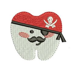 DENTE PIRATA CUTE