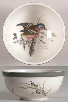 Portmeirion Birds of Britain Salad Bowl 7415443 | eBay