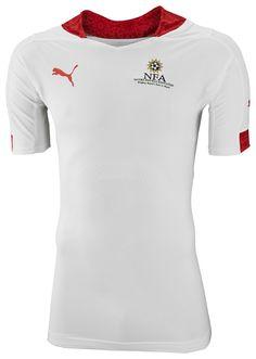 Namibia (Namibia Football Association) - 2014/2015 Puma Away Shirt