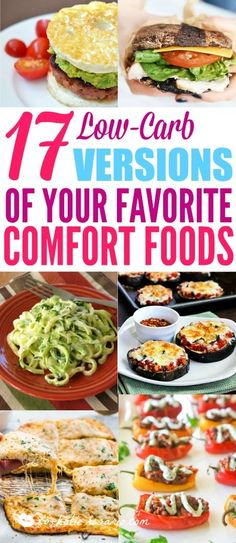 I am beyond excited that this is happening right now! These easy low carb comfort food recipes look amazing and taste even better! I never thought that I can eat low carb foods and still be healthy but now I can. I love this idea and can't wait to share it. This is a must try! #lowcarb #comfortfoods #healthymeals #keto #ketogenics #ketorecipes #glutenfree