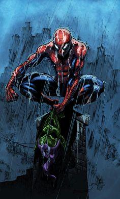 #Spiderman #Fan (#Art. (Spider-Man rain) By: Logicfun. (THE * 5 * STÅR * ÅWARD * OF: * AW YEAH, IT'S MAJOR ÅWESOMENESS!!!™)[THANK Ü 4 PINNING<·><]<©>