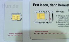 A german operator just got many nano SIMs ... for a new smartphone ... Let's bet it's the iPhone 5 / new iPhone  !