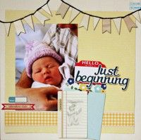 A Project by HollyH. from our Scrapbooking Gallery originally submitted 02/10/12 at 11:26 AM