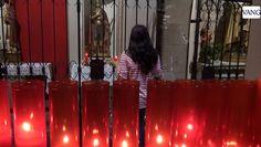 San Expédito, el 'santo de la crisis' en Barcelona