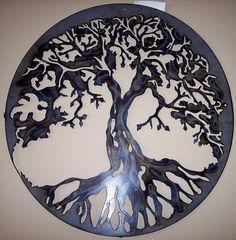 Looking for tree of life wall art.  This is stunning, 2' diameter.