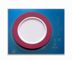 CALI® INDUCTION HOB | Cali® The Original Hot Dinner Plate