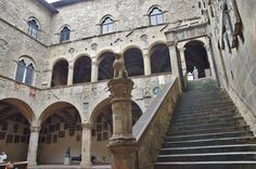 The Beauty Factory in the Bargello, Florence