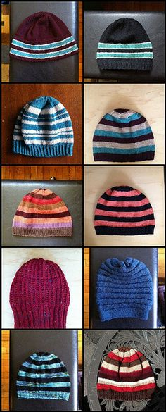 100 hats for stash_2 by hilpalny, via Flickr