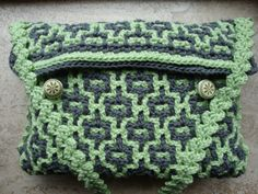 interlocking crochet, dubbelzijdig haakwerk, Tanis Galik Filet Crochet, Crochet Motif, Crochet Stitches, Crochet Hooks, Knit Crochet, Afghan Blanket, Crochet Purses, Loom Knitting, Double Crochet