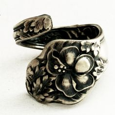 Anything spoon ring and Poppy combined are a match made in heaven