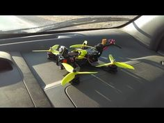 Eachine Wizard X220 FPV on a Windy Day