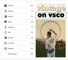 133 Best vintage filters images in 2018   Vsco filter, Vsco