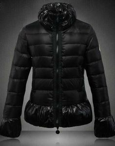 c8a2ef7946 Moncler Oxalis Down Jackets Womens Black Shop Online Store Winter Coats  Women