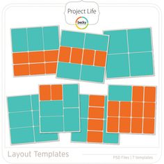 Project Life - The Templates