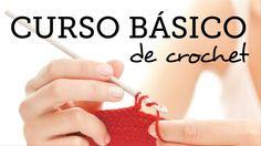 7. Aumentos y Disminuciones - Curso Básico de Crochet para Principiantes