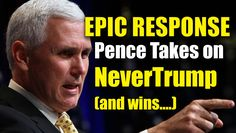"""Mike Pence Responded to a NeverTrump Military mother who asked him how he could """"tolerate Donald Trump's disrespect towards the military."""" It was a bizarreand seemingly """"planted""""question. Trump loves the military. One could argue that the GOP has never had such a truly """"pro-military"""" candidate as we do with Donald Trump. Gone are the nasty neo-con nation builders who have led us into countless deadly and pointless confrontations. THAT is disrespectingour powerful military. Mike Pence…"""