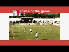 Official Rules - Fistball